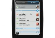 Palm Pre mensajes