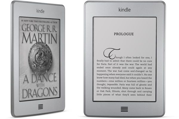 Amazon Kindle Touch y Kindle Touch 3G