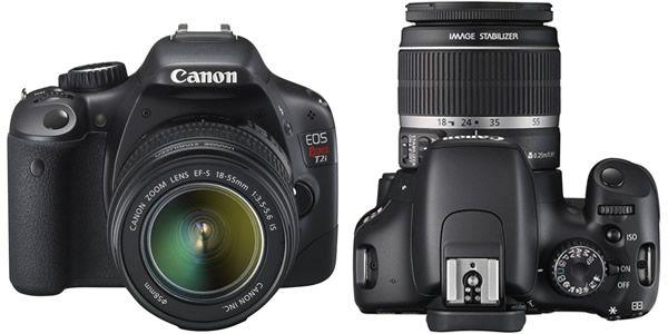 Canon Revel T2i
